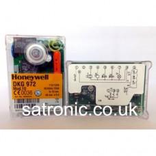 Honeywell / Satronic control box DKG 972 Mod 10 110v